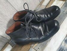 Johnston & Murphy Men's waterproof Chukka Boot, Black size 8.5 UK