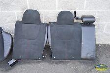 08 Subaru Impreza WRX STI Rear Seats Hatch Black/Gray Assy Gr8 2008
