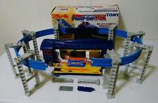 TOMY Time Station D51 Monorail Train Transport System INCOMPLETE W/ BOX RARE!!!!