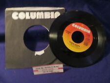 MICHAEL BOLTON Call My Name/The Dock Of The Bay 45 RPM COLUMBIA RECORDS