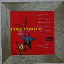 COLE PORTER A SYMPHONIC PORTRAIT OF CONDUCTED BY GUY LUYPAERTS 25cm US PRESS LP