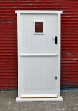 Hardwood Timber Stable Cottage Style Door!!! Made to measure!!! Bespoke!!!
