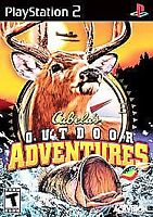 Cabela's Outdoor Adventures (Sony PlayStation 2, 2005) a1