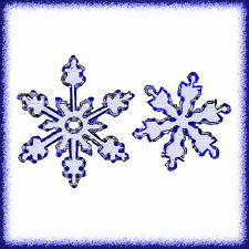 Sizzlits Snowflakes #20 medium die Retired, Very Rare, NOT SOLD IN STORES!!