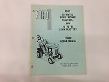 ford outdoor power equipment manuals guides ebay rh ebay com Chilton Repair Manuals PDF Ford Focus Haynes Repair Manual