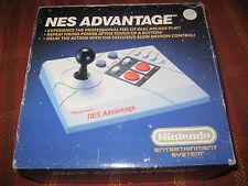 1984 Nes Advantage Nintendo joystick controller with original box