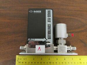 MKS MASS-FLO Controller Model # 2179A12CR1BV 100 SCCM N2
