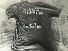 U2 360 Tour Soldier Field Chicago Shirt Men Large Bono Worn As Is