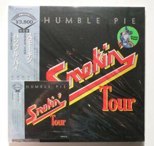 HUMBLE PIE - Smokin' Tour - Limited Edition Green Vinyl + CD - WOW LP-107-108