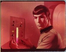 Star Trek TOS 35mm Film Clip Slide Lights of Zetar Spock 3.18.4