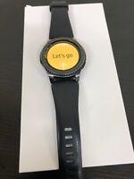 Samsung (SM-R760) Gear S3 Frontier Bluetooth Smart Watch - Black