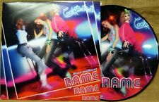 IMPORT POP PICTURE DISC LP: DIESEL GREATEST HIPS: RAME - DISCO MADNESS 2004