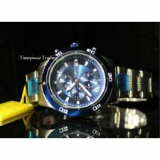 Relojes de pulsera Chrono de plata para hombre