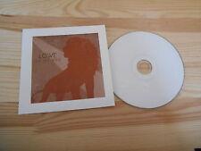 CD Indie Löwe - Sie ist weg (1 Song) Promo NORDPOL MUSIC