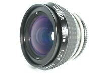 【Exc+++】Nikon Ai Nikkor 28mm F2.8 MF Wide Angle Lens From Japan  #049