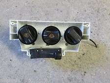 2006 VAUXHALL AGILA 1.2 16V HEATER FAN SWITCH CONTROL PANEL 9210906 WITH AIR CON