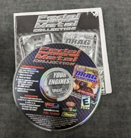 Pedal to the Metal Collection PC Game CD-ROM Disc & manual