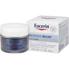 Eucerin Sensitive Skin Redness Relief Soothing Night Creme 1.7 oz. Each