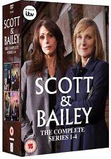 Scott and Bailey: Series 1-4 [DVD]