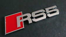 AUDI RS5 badge A5 S5 RS5 s line sport