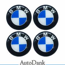 4X NEW BMW 68mm HUB CAPS HUB COVER RIM COVER WHEEL HUB COVER