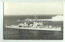 na2566 - American Navy Warship - USS Power arriving Malta - photograph