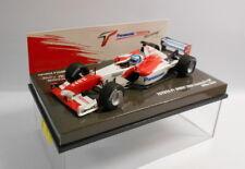 MINICHAMPS F1 1/43 Scale - 40002008 TOYOTA RACING TF102 MIKA SALO