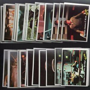 Star Trek Topps Trading Card Lot 203 Cards NM  1976