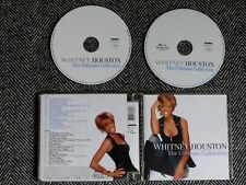 WHITNEY HOUSTON - The ultimate collection - CD / DVD