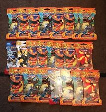 Pokemon (EMPTY NO CARDS) Flashfire Blister Packs 23 total **CHEAP**