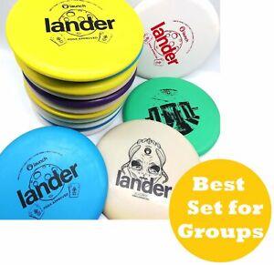 Launch Lander Starter Set (3 Discs)