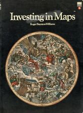 VINTAGE BOOK: INVESTING IN MAPS by Roger Baynton-Williams (1969) - WITH FREE P&P