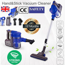 3 in 1 Vacuum Cleaner 700W Hand Held Upright Stick Compact Bagless Corded Vac