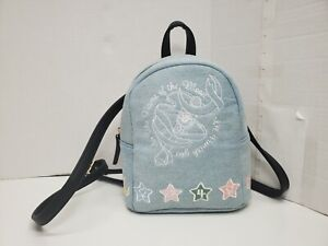Hot Topic Sailor Moon Denim Mini Backpack