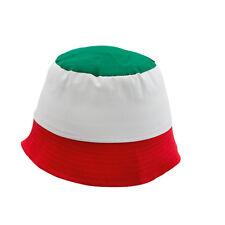 CAPPELLO PATRIOT TIFO FORZA ITALIA CALCIO TRICOLORE MONDIALI EUROPEI TIFOSO