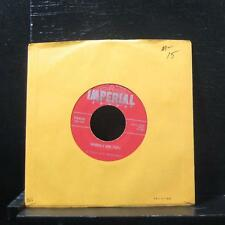 """Fats Domino When I See You / What Will I Tell My Heart 7"""" Mint- X5454 Vinyl 45"""