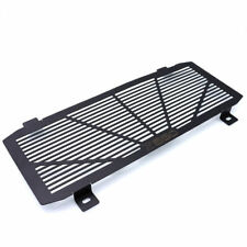 For Kawasaki Z650 Black iron Motorcycle Radiator Grille Guard Cover Protector