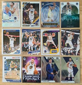 Steph Curry Lot