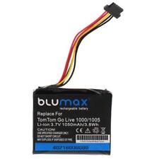 Akku Accu Battery für TomTom Go 1000, Go 1005, Go 1000 Live, 4CS0.002.01 Blumax