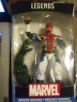2015 MARVEL LEGENDS SERIES CAPTAIN BRITAIN AND BAF ABOMINATION ARM HASBRO