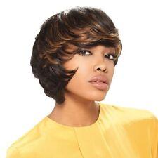 BUMP COLLECTION FEATHER WRAP #4 HUMAN HAIR SENSATIONNEL WEAVE COLOR #33