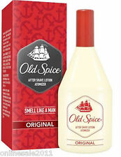Old Spice Aftershave Lotion Original 150ml Atomizer Classic Bottle Free Ship
