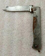Ancien couteau pliant DOUK - DOUK
