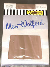 Wolford 11218 Compression Nylon Tights Miss W 30 Leg Support (Damaged Package)