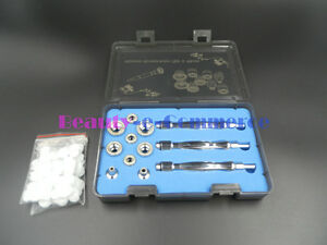 Diamond Dermabrasion Accessory 9 diamond tips 3 wands For Microdermabrasion