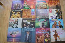 Vinyl-Sammlung: 15 LPs mit Orchestern, instr.(02.Folge)