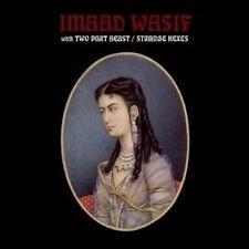 Imaad wasif-strange hexes CD alternative rock NEUF