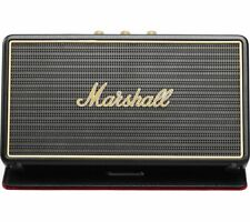 MARSHALL Stockwell Portable Bluetooth Wireless Speaker with Flip Cover - New