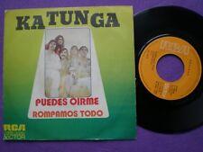 Listen! KATUNGA Heavy LATIN FUNK Fuzz Psych KILLER B-BOY BREAKS 45 SPAIN 1973