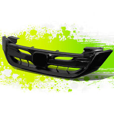 FOR 13-15 HONDA ACCORD SEDAN SPORT STYLE FRONT BUMPER UPPER GRILLE/GRILL GLOSSY